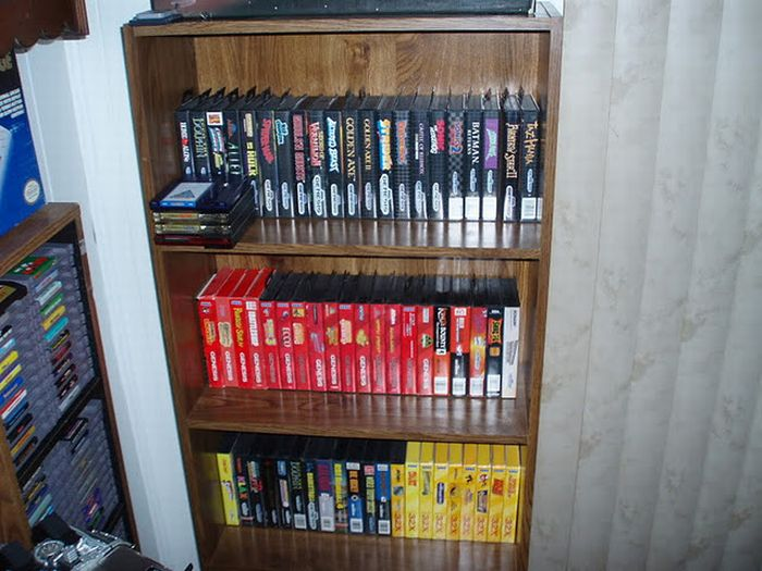 Vintage Game Room (18 pics)