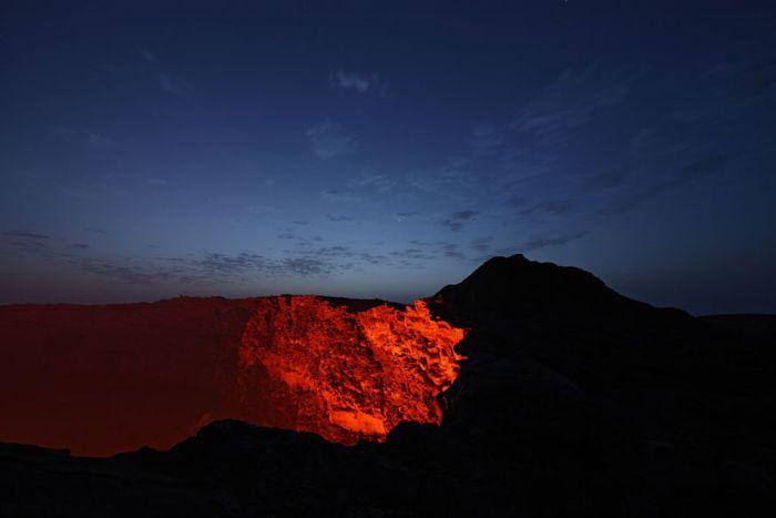 Beautiful Volcano Photos by Martin Rietze (80 pics)