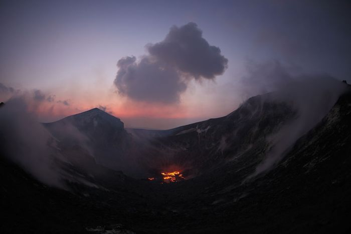 Beautiful Volcano Photos by Martin Rietze (80 pics)