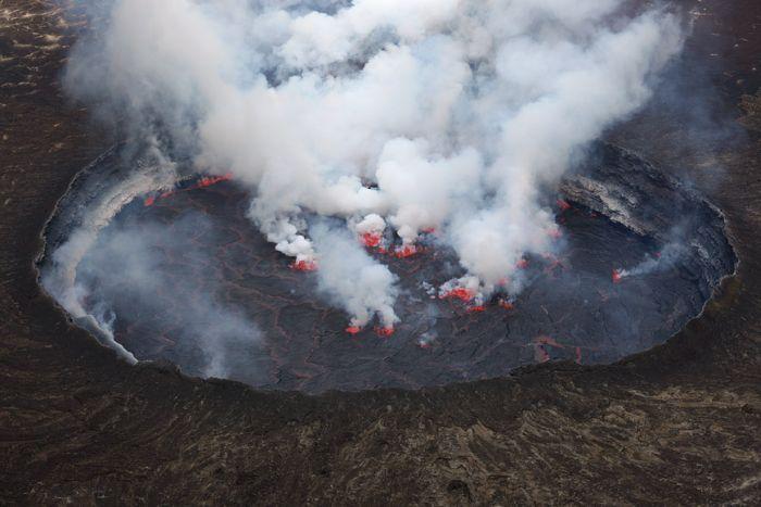 Impresionantes fotos de Volcanes