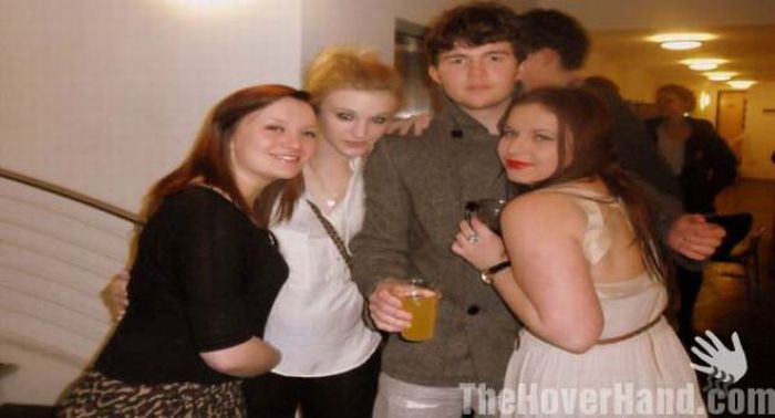 Hover Hands or Instant Virgin Detector. Part 2 (53 pics)