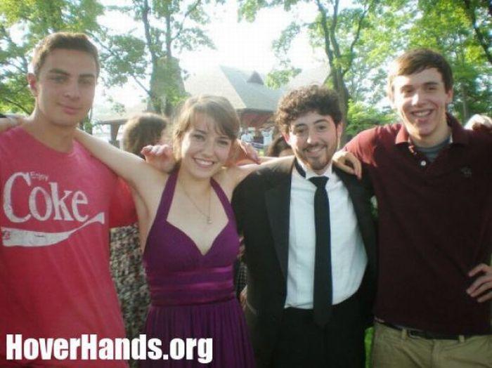 Hover Hands or Instant Virgin Detector. Part 2 (53 pics)