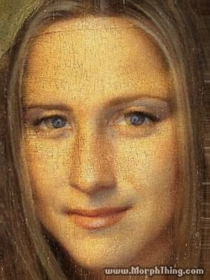 Morphing Celebrity Photos (20 pics)