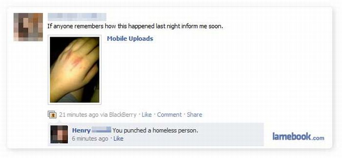 Funny Facebook Conversations and Fails (62 pics)