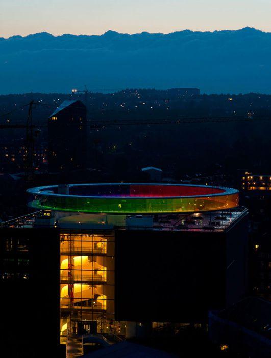 Your Rainbow Panorama (14 pics)