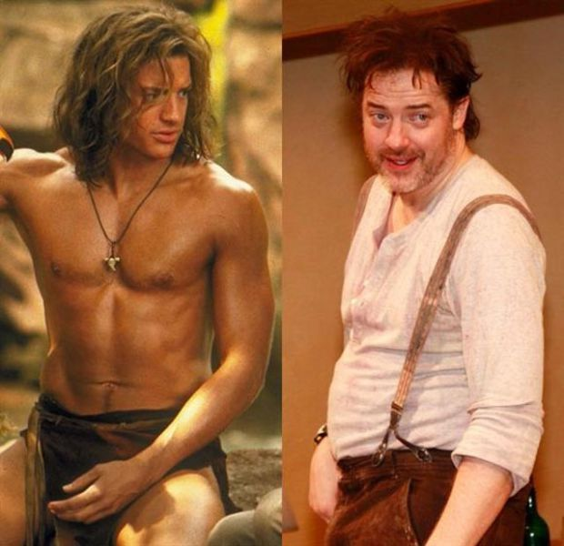 From Hunk to Hot Mess (13 pics)