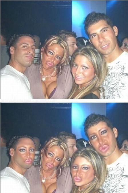 Facebombs. Part 2 (18 pics)