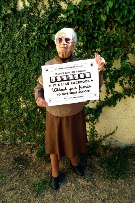 Grandmother Tips (9 pics)