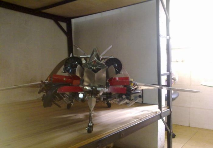 DIY Transformer (14 pics)