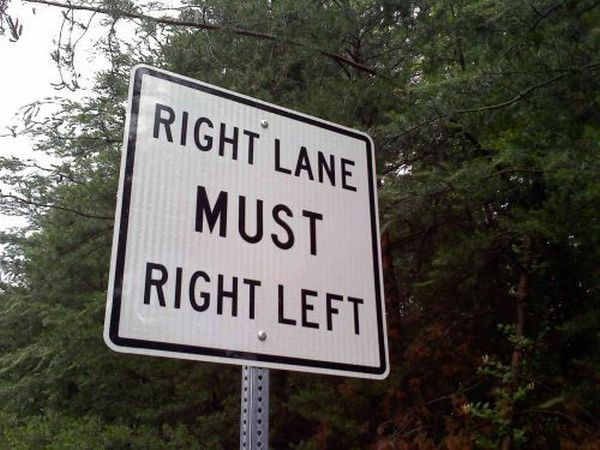 Hilarious Signs (28 pics)
