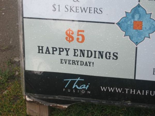 Hilarious Signs (28 pics)