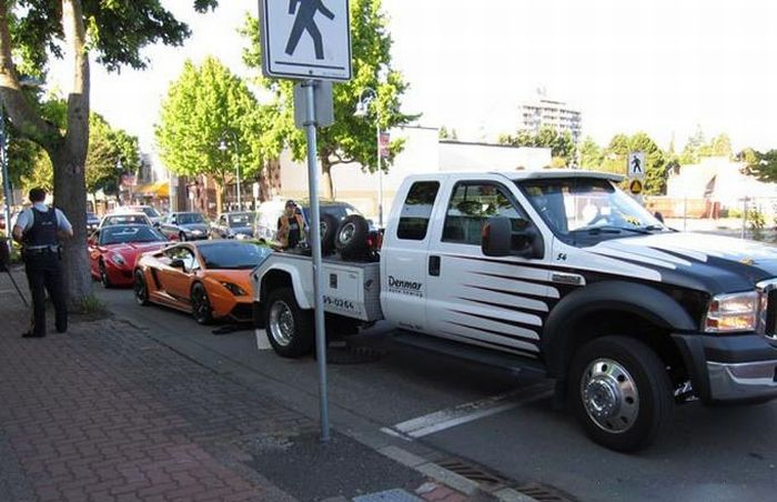 Busted Street Racers (28 pics)