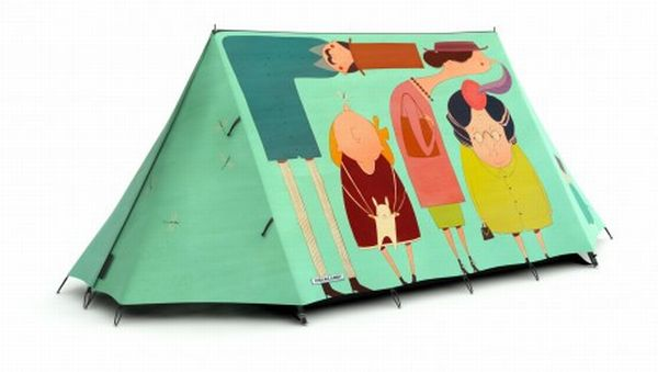 Creative Tent Designs (42 pics)