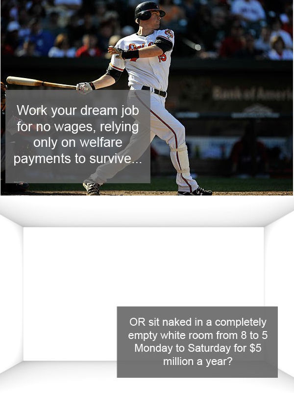 What Would You Rather Do? (9 pics)