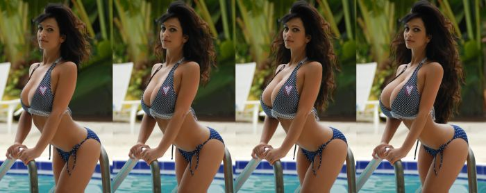 How to Enhance a Girl's Picture in Photoshop (9 pics + 7 gifs)