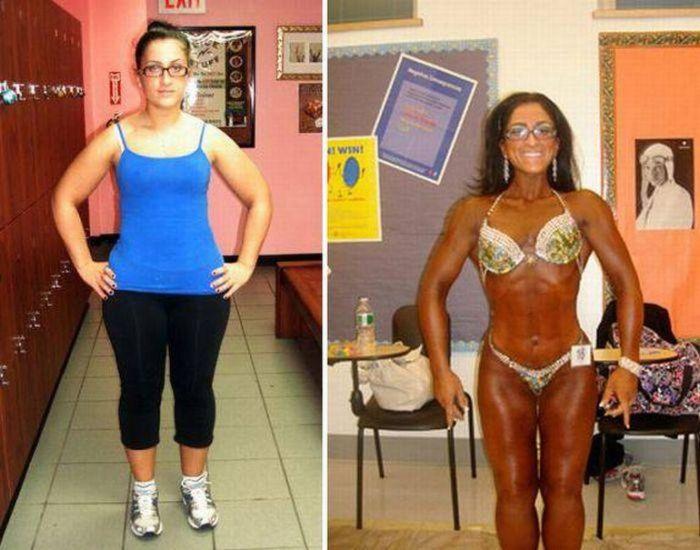 Amazing Transformations. Part 4 (50 pics)