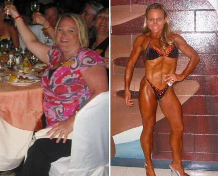 Amazing Transformations. Part 4 (50 pics)