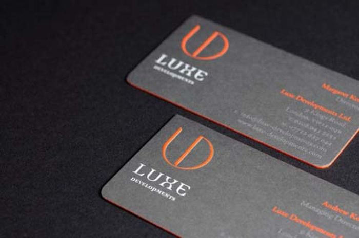 Very Creative Edge Painted Business Cards (45 pics)