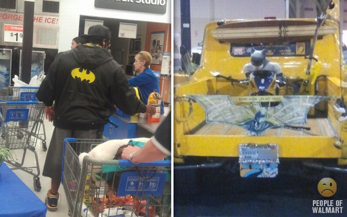 People of WalMart. Part 14 (58 pics)