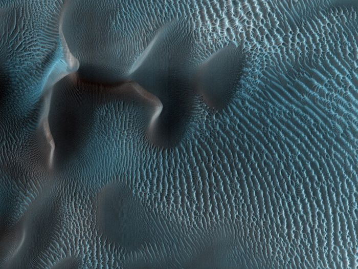 Pictures of Mars (30 pics)