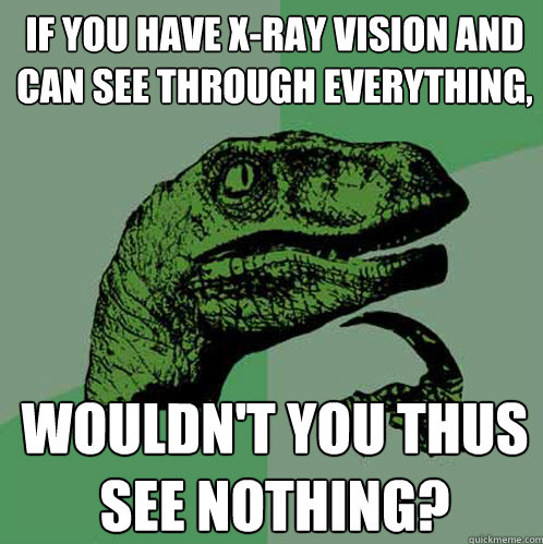 The Most Provocative Questions Posed By Philosoraptor (23 pics)