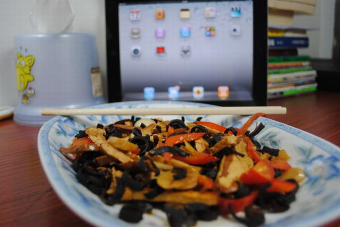 How to Cook Your Old iPad Case (33 pics)