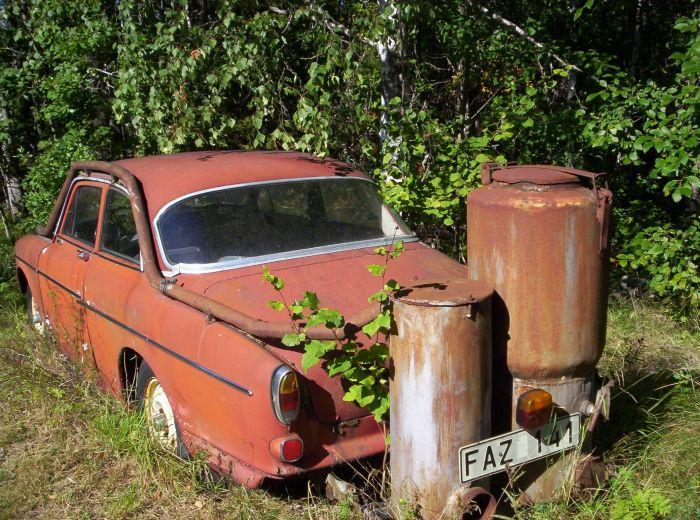 Wood Gas Vehicles (23 pics)