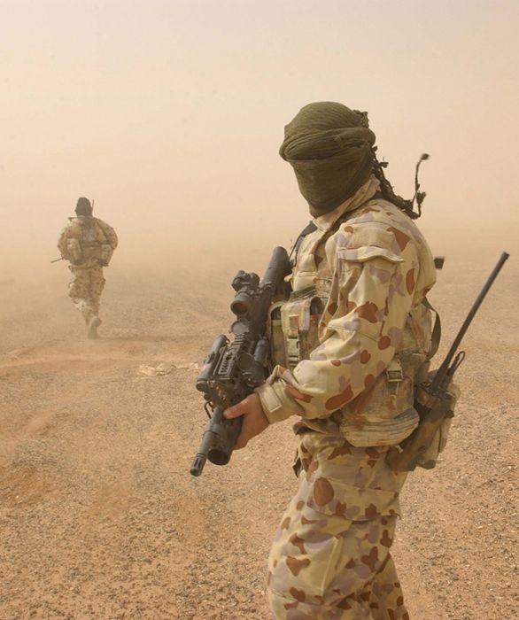 Australian SASR (162 pics)