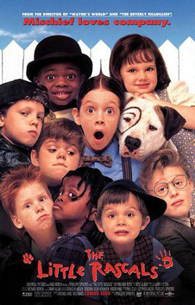 The Little Rascals Then and Now (20 pics)