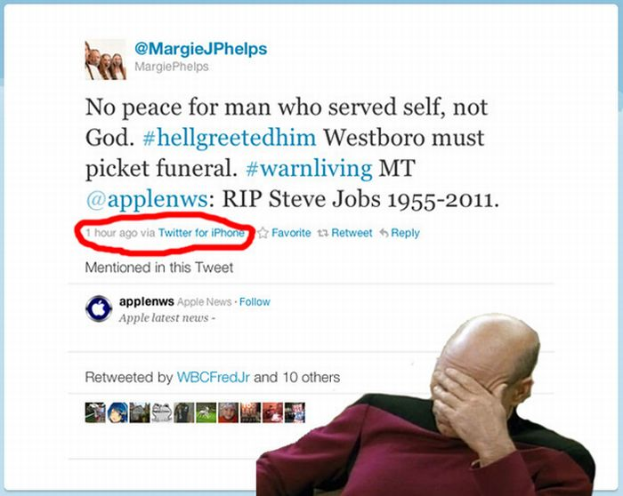Facepalm Moments Of 2011 (25 pics)