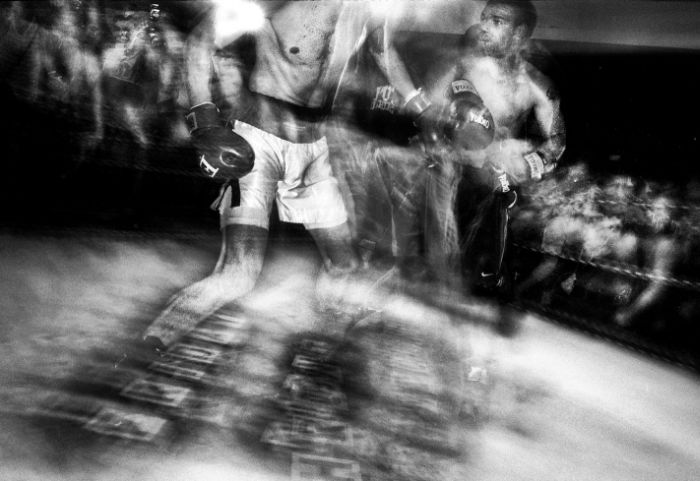 Boxing in New York (25 pics)
