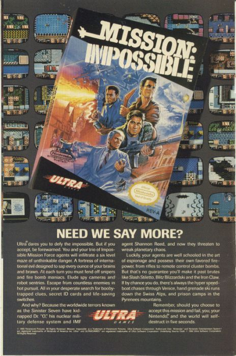 Game Ads of the Past (40 pics)