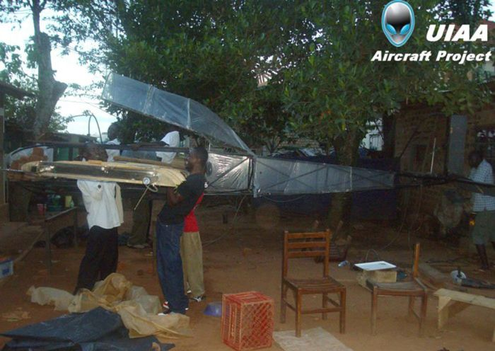 African Space Research Program (31 pics)
