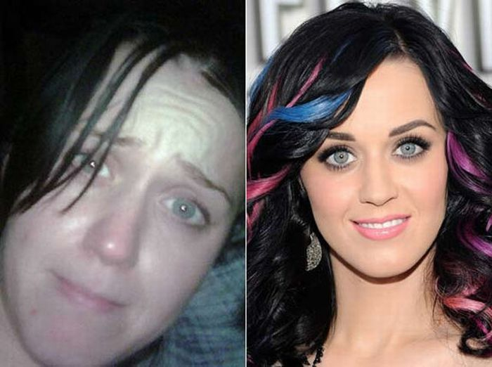 Celebrities Without Makeup (96 pics)
