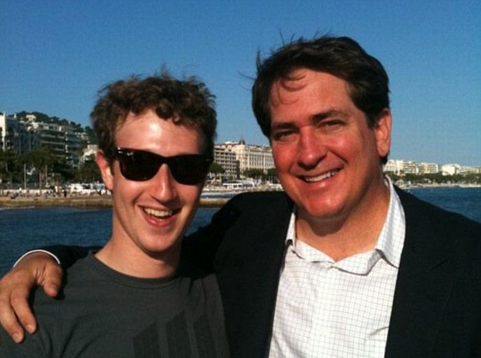 Mark Zuckerberg's Private Facebook Photos (13 pics)