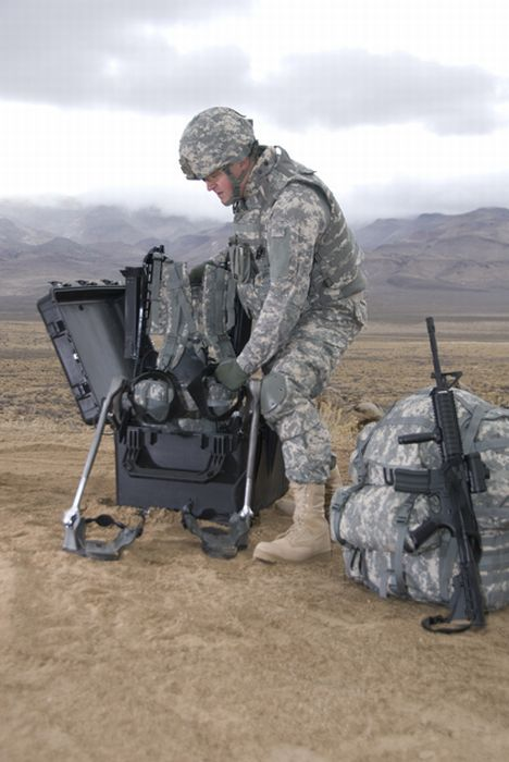 HULC Exoskeleton (13 pics)