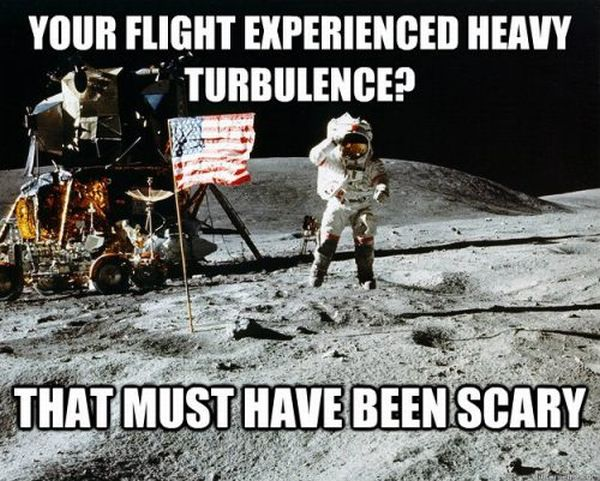 The 'unimpressed astronaut' meme (20 pics)