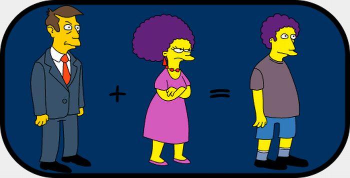 Simpsons Morphs (28 pics)