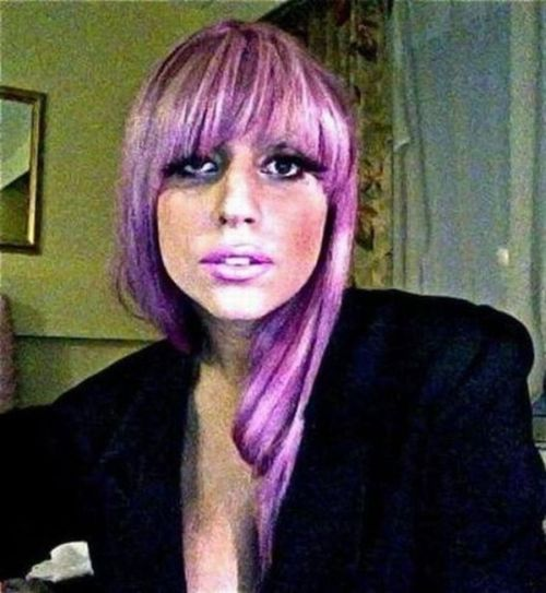 Young Lady Gaga. Part 2 (58 pics)
