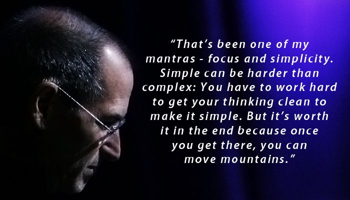 Steve Jobs' Most Profound Quotes (42 pics)