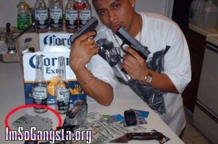 I'm So Gangsta (49 pics)
