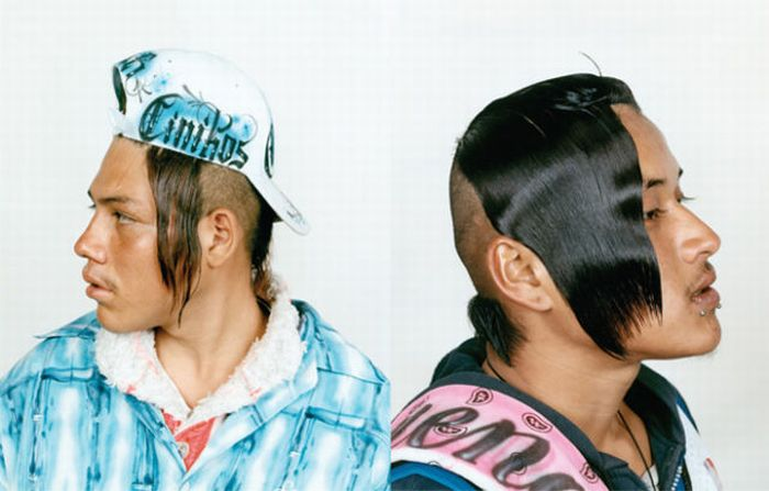 Crazy Haircut of the Cholombians (15 pics)