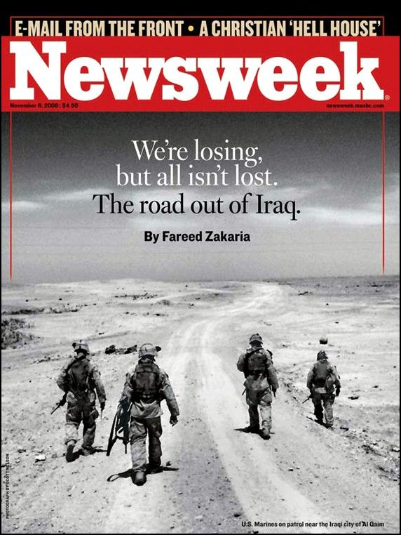 8 Years of War in Iraq (28 pics)