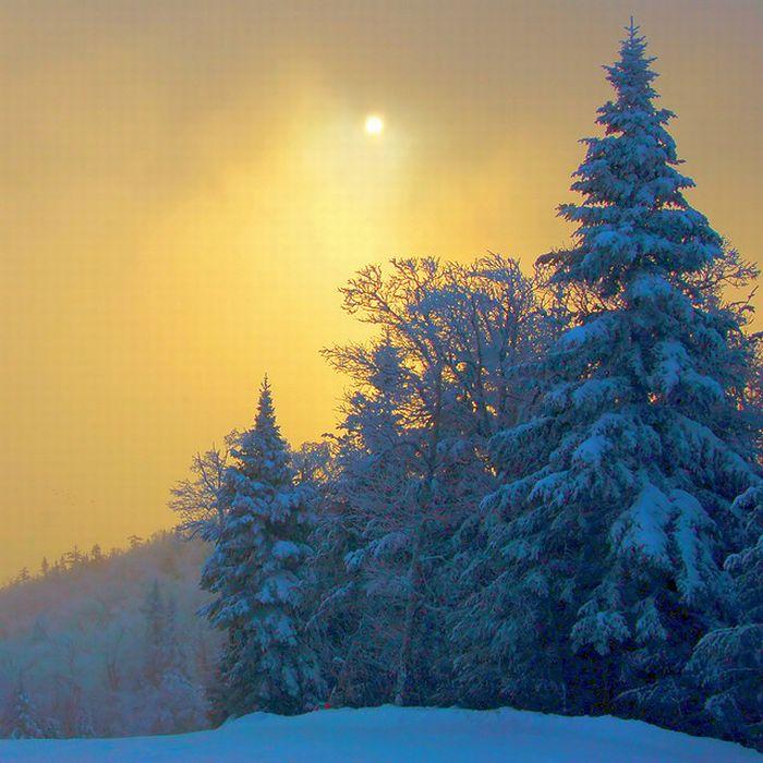 Beautiful Winter Photography (35 pics)