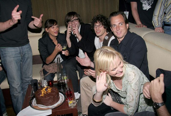 Famous People Hanging Out Together (50 pics)
