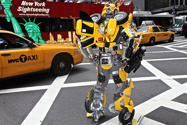 Brooklyn Robot Works (46 pics)