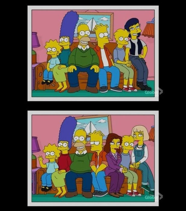 The Simpsons Aging Timeline (18 pics)
