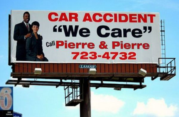Funny Lawyer Billboards (18 pics)