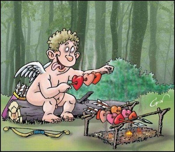 Funny Cartoons (43 pics)