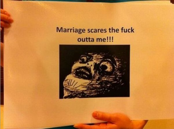 Meme Marriage Proposal (20 pics)